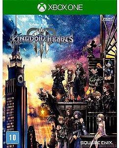 Jogo XBOX ONE Usado Kingdom Hearts 3