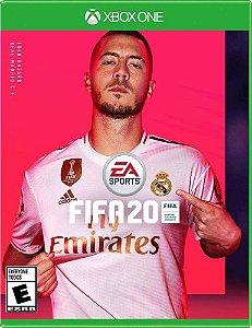 Jogo XBOX ONE Usado FIFA 20