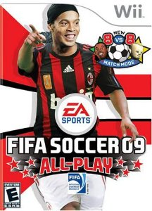 Jogo Wii Usado FIFA Soccer 09 All-Play