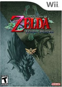 Jogo Wii Usado The Legend of Zelda: Twilight Princess