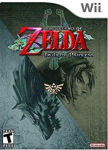 Jogo Wii Usado The Legend of Zelda: Twilight Princess