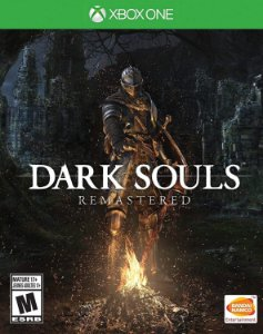 Jogo XBOX ONE Novo Dark Souls Remastered
