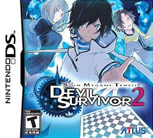 Jogo NDS Usado Shin Megami Tensei Devil Survivor 2