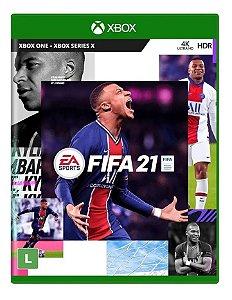 Jogo FIFA 21 Xbox One Novo