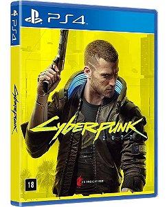 Jogo PS4 Novo Cyberpunk 2077