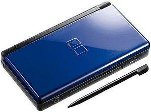 Console Nintendo DS Lite Cobalt Blue Usado