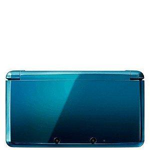 Console Nintendo 3DS Aqua Blue Usado