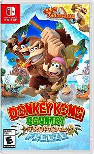 Jogo Nintendo Switch Usado Donkey Kong Country Tropical Freeze