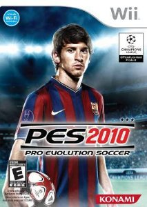 Jogo Wii Usado Pro Evolution Soccer 2010