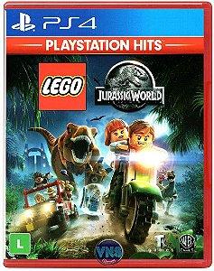 Jogo PS4 Novo Lego Jurassic World