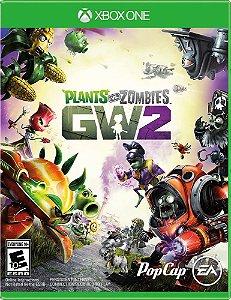 Jogo XBOX ONE Usado Plants vs Zombies Garden Warfare 2