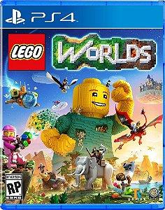 Jogo PS4 Usado LEGO Worlds