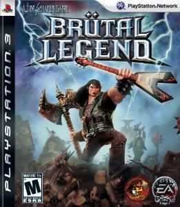 Jogo PS3 Usado Brutal Legend