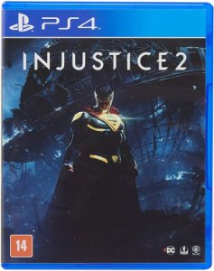 Jogo PS4 Novo Injustice 2