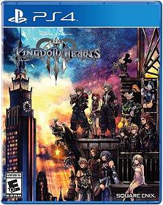 Jogo PS4 Novo Kingdom Hearts 3