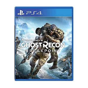 Jogo PS4 Novo Tom Clancy's Ghost Recon Breakpoint