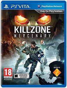 Jogo PSVITA Usado Killzone Mercenary