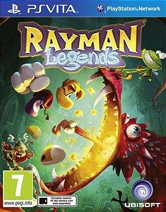Jogo PSVITA Usado Rayman Legends