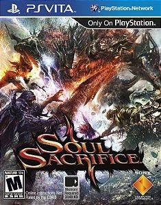 Jogo PSVITA Usado Soul Sacrifice