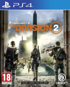 Jogo PS4 Usado Tom Clancy's The Division 2