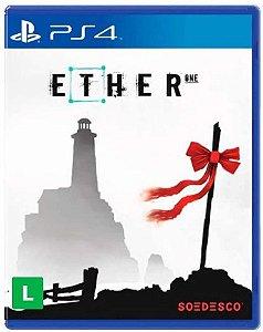 Jogo PS4 Usado Ether One