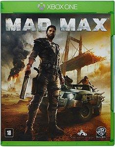 Jogo XBOX ONE Usado Mad Max