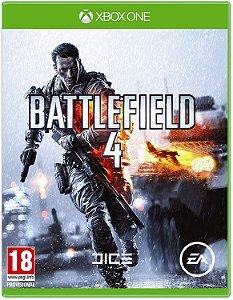 Jogo XBOX ONE Usado  Battlefield 4