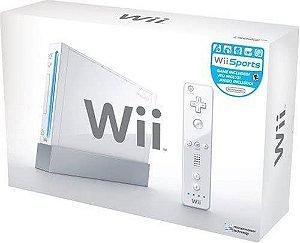 Console Nintendo Wii Usado