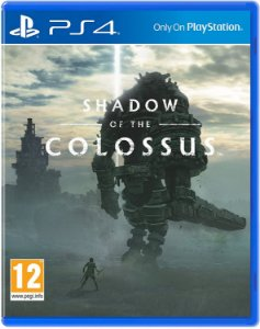 Jogo PS4 Novo Shadow of the Colossus