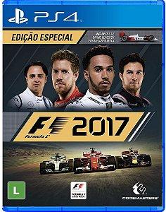 Jogo PS4 Usado F1 2017