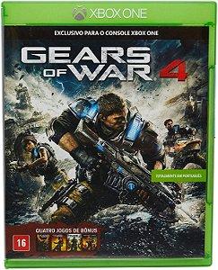 Jogo XBOX ONE Usado Gears of War 4