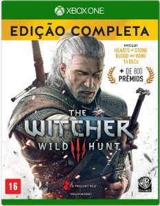 Jogo XBOX ONE Usado The Witcher 3 Complete Edition