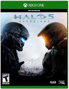 Jogo XBOX ONE Usado Halo 5 Guardians