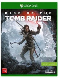 Jogo XBOX ONE Usado Rise of The Tomb Raider