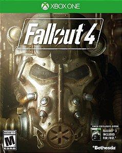 Jogo XBOX ONE Usado Fallout 4
