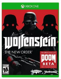 Jogo XBOX ONE Usado Wolfenstein The New Order