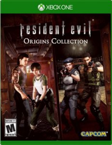 Jogo XBOX ONE Usado Resident Evil Origins Collection