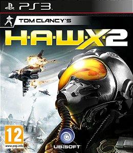 Jogo PS3 Usado Tom Clancy's Hawx 2