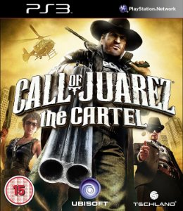 Jogo PS3 Usado Call of Juarez The Cartel