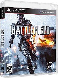Jogo PS3 Usado Battlefield 4