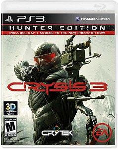 Jogo PS3 Usado Crysis 3