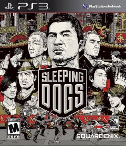 Jogo PS3 Usado Sleeping Dogs