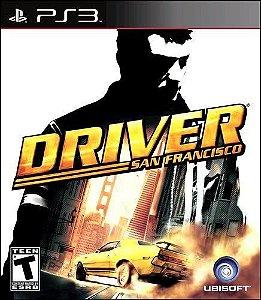 Jogo PS3 Usado Driver San Francisco