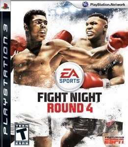 Jogo PS3 Usado Fight Night Round 4