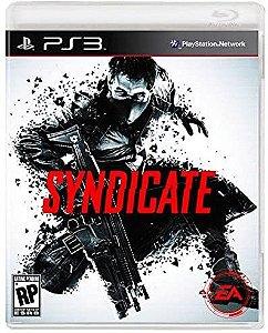 Jogo PS3 Usado Syndicate