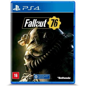 Jogo Fallout 76 PS4 Usado