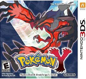 Jogo Nintendo 3DS Usado Pokémon Y
