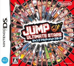 Jogo Nintendo DS Usado Jump Ultimate Stars (JP)