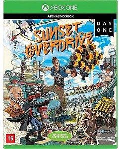 Jogo XBOX ONE Usado Sunset Overdrive