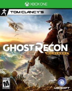 Jogo XBOX ONE Usado Tom Clancy's Ghost Recon Wildlands